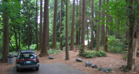Maplewood Park Picnic Area, Edmonds, WA