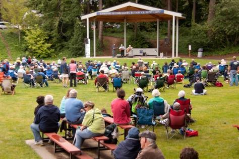 City Park - Edmonds Concert in the Park