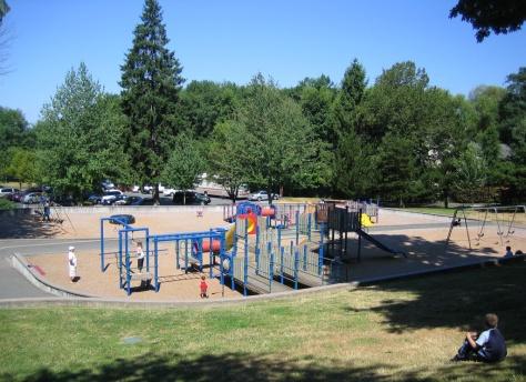 Edmonds City Park Play Area, Edmonds, WA