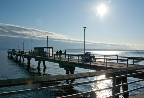 Edmonds Public Fishing Pier