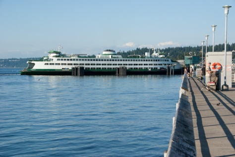 1Save Edmonds-Kingston Ferry from Edmonds Public Fishing Pier