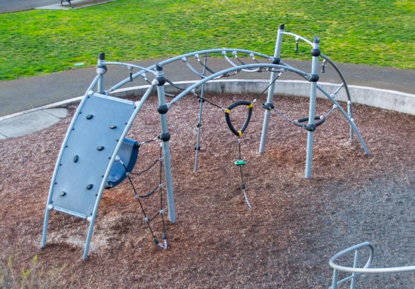 Haines Wharf Park Climbing Structure, Edmonds, WA