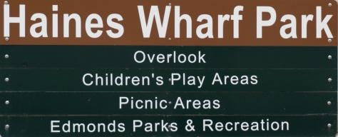Haines Wharf Park