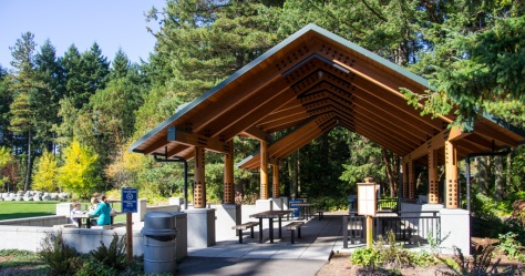 Hickman Park Picnic Shelter, Edmonds, WA