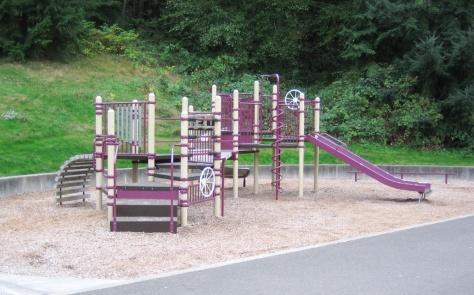 Lynndale Skate Park children's play area