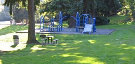 Mathay Ballinger Park Play Area, Edmonds, WA