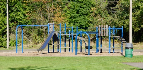 Play Equipment at Meadowdale Playfields, Edmonds, WA