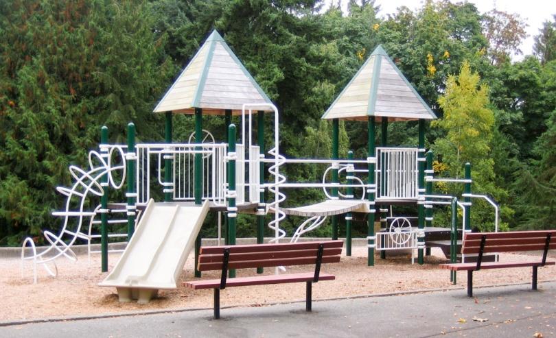 Seaview Park Children's Play Area, Edmonds, WA