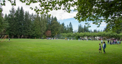 Seaview Park Baseball & Soccer Field, Edmonds, WA